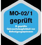 MO-02/1 Prüfung