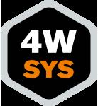 4W-Fenstersystem